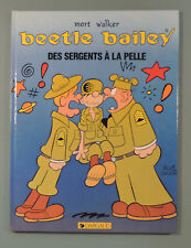 Beetle Bailey 2 Mort Walker ed Dargaud 1985 EO