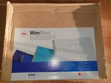 GBC WireBind Binding Wires 14 mm 125 Sheet Capacity A4 White x 98 RG810970