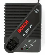 Bosch 7.2 - 24V Battery Charger AL 2450 DV New Genuine UK - 2607225030