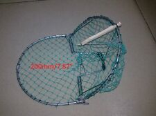 1pc Heavy Duty 200mm  Sparrow Starling Bird Net Humane Live Trap Hunting