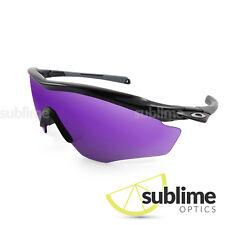 Metallic Indigo Purple Polarized Replacement lenses for Oakley M2 Frame