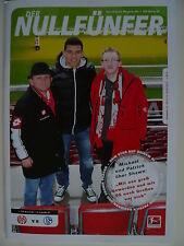 Programm Stadionheft | FSV Mainz 05 - Schalke 04 | 16.02.13 | S04 | *NEU*