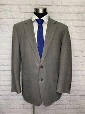 $250 Chaps Mens 100% Wool Sport Coat Blazer 42L