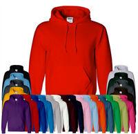 Heavy Blend  Adult Hooded Sweatshirt Gildan Mens Sweatshirts & Hoodies 18500