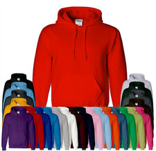 Heavy Blend  Adult Hooded Sweatshirt Gildan Mens Sweatshirts & Hoodies 18500