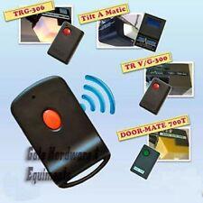 OEM Tiltamatic TRV/G-300 Compatible 8 Dip Switches Remote Control Transmitter