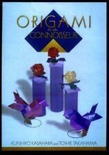 Origami for the Connoisseur by Kasahara, Kunihiko, Takahama, Toshie