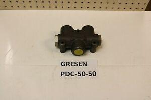 GRESEN - PDC-50-50 FLOW DIVIDER 1/2 INCH NPT