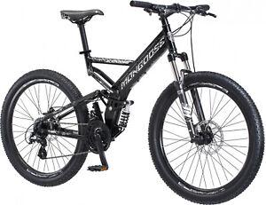 Men's Blackcomb Mountain Bike 26 Inch Wheels 24 Speeds 24 Speed Trigger Shifter