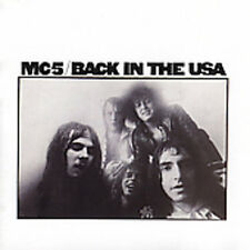 MC5 - Back in the U.S.A. [New CD] UK - Import