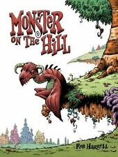 Monster on the Hill by Harrell, Rob
