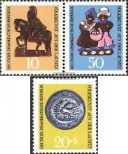 DDR WZd210,1522 (kompl.Ausgabe) (dabei Paar mit 1521,1523) postfrisch 1969 Lausi