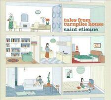 Tales from Turnpike House [UK Bonus CD] [Limited] by Saint Etienne (CD, Jun-2005