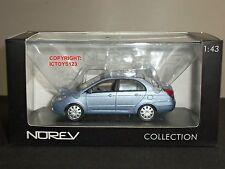 NOREV 660041 TATA INDIGO MANZA BLUE DIECAST MODEL CAR