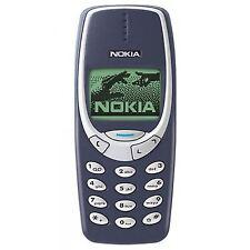 Nokia 3310 - Blue (factory Unlocked!) Cellular Phone.
