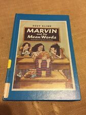 Marvin And The Mean Words By Suzy Kline1997 First Impression