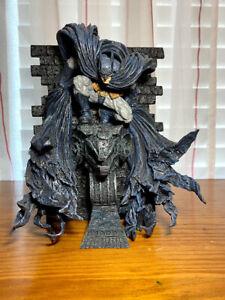 Batman Wall Statue Gargoyle Kotobukiya ArtFx DC Comics Loose