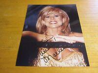 Terri Runnels aka Marlena Autographed 8X10 Photograph Wrestling WCW/WWF/WWE