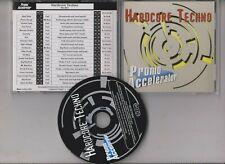CD - Promo  Accelerator - hardcore techno   PA 001