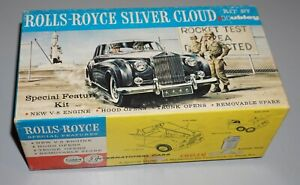 Rolls Royce SIlver Cloud Hubley 1/24 What You See Is What You Get.