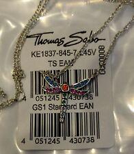 Thomas Sabo Pendant KE1837-845-7 Dragonfly Small S925