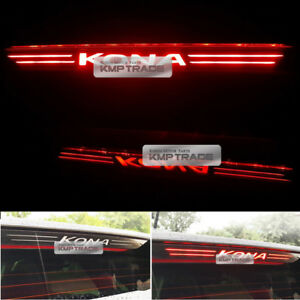 Stop Lamp Auxiliary Rear Brake LED Light Mask for HYUNDAI 2018-2020 Kona