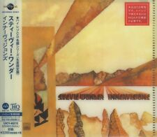 Stevie Wonder - Innervisions++UHQCD Japan Import+++++NEU++OVP