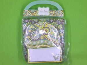 Vera Bradley Happy Hour Set - Lemon Parfait - Napkins Coasters Placecard -NEW