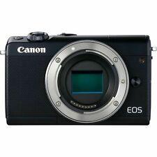 Canon Eos M100 Mirrorless Digital Camera (Black) Body - Usa Model - Free Ship!