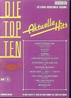 Die Top Ten - aktuelle Hits