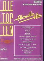 Die Top Ten - aktuelle Hits