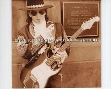 CD STEVIE RAY VAUGHN AND DOUBLE TROUBLElive at Carnegie HallEX+  (B1975)