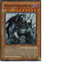 CARTA YU-GI-OH - NOHRELLAS FLAGELLO DEL CIELO - FOTB-IT022 - IN ITALIANO - FOIL