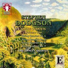 Stephen Dodgson STRING QUARTETS VOLUME 1