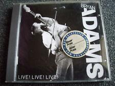 Bryan Adams-Live Live Live-CD-17 Tracks
