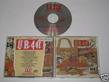 UB40/BAGGARIDDIM (VIRGIN 10) CD ALBUM