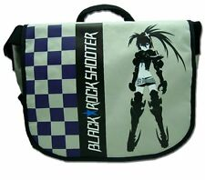 *NEW* Black Rock Shooter: (BRS) Insane Pose Messenger Bag by GE Animation