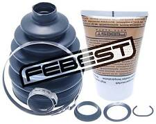 2317P-B6 Genuine Febest Boot Outer Cv Joint Kit 86.1x114.3x25.9 1K0498203