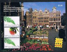 Nouvelle-Zélande 2006 Belgica 06 MS SG 2924 neuf sans charnière