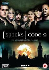 SPOOKS CODE 9 DVD Joanne Frogatt Liam Boyle Ruta Mintas Andrew UK NEW Sealed R2