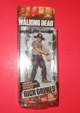 THE WALKING DEAD RICK GRIMES EXCLUSIVE SERIES 7 AMC 5in. MCFARLANE TOYS 2015