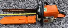 STIHL MS390 20 inch Petrol Chainsaw