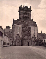 ALBUMEN PHOTO OF ST. MATTHIAS CHURCH - TRIER, GERMANY