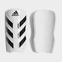 Adidas Everlesto Soccer Shin Guards (White/Black) CW5561*