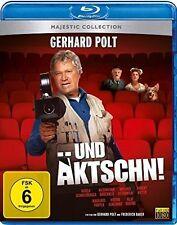... UND ÄKTSCHN! (Gerhard Polt, Gisela Schneeberger) Blu-ray Disc NEU+OVP