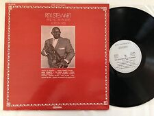 Rex Stewart and His Dixielanders Boston 1953 LP Record Mono French Imp France M-