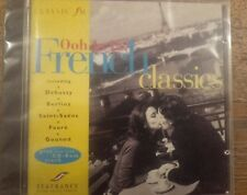 "Various ""Ooh La La French Classics"" CD  Classic Fm Promo Issue  BRAND NEW SEALED"