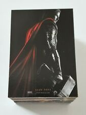 More details for thor movie trading cards base set + chase cards (comic cover + concept series)