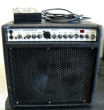 AER Acousticube 2a IIa Acoustic Guitar Amplifier Amp With Footswitch