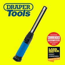 Draper 65395 5W Slimline COB LED Rechargeable Magnetic Inspection Lamp Blue BNIB
